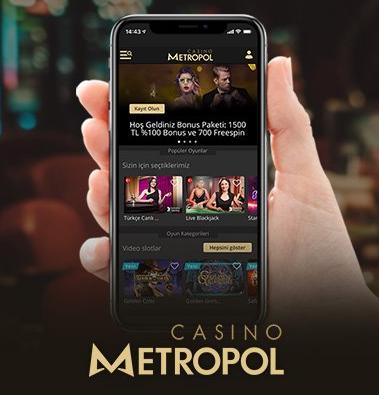 CasinoMetropol Mobil
