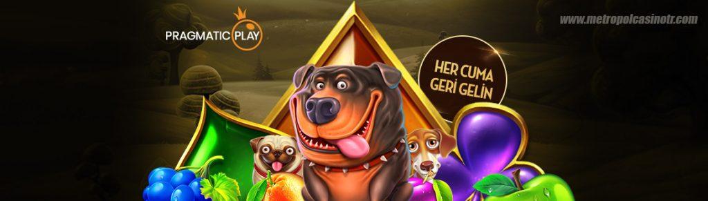 Casino Metropol334 - Slotlarda 75.000TL Nakit Ödül